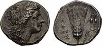 AR-Stater (um 280 v.Chr.) LUCANIA METAPONT. Feine Tönung. Prachtexempla... 1690,00 EUR kostenloser Versand