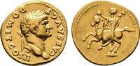 AV-Aureus 73, Rom, geprägt unter Vespasian. RÖMISCHE KAISERZEIT Domitia... 4800,00 EUR kostenloser Versand