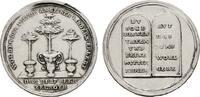 Silberabschlag von den Stempeln des Dukaten um 1800 (o.J.). HAMBURG  Üb... 85,00 EUR  zzgl. 4,50 EUR Versand