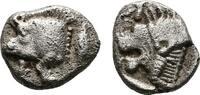 AR-Hemiobol (1/48 Stater), um 477/450 v. Chr. MYSIA KYZIKOS. Sehr schön  75,00 EUR  zzgl. 4,50 EUR Versand