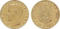 10 Mark 1888, D. Bayern Otto II., 1886-191...
