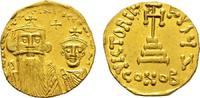 AV-Solidus, Constantinopel, 7.Officin BYZANZ Constans II., 641-668 und ... 875,00 EUR kostenloser Versand