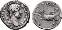 AR-Denar 119/122, Rom. RÖMISCHE KAISERZEIT Hadrianus, 117-138. Fein get... 320,00 EUR  zzgl. 4,50 EUR Versand
