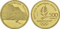 500 Francs 1989. FRANKREICH 5. Republik seit 1958. Polierte Platte  795,00 EUR kostenloser Versand