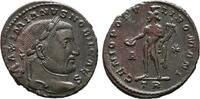 Æ-Follis 293-299, Trier. 1. Officin. RÖMISCHE KAISERZEIT Maximianus II.... 120,00 EUR  zzgl. 4,50 EUR Versand