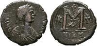 Æ-Follis 1. Offizin. Nikomedia. BYZANZ Iustinianus I., 527-565. Dunkelb... 75,00 EUR  zzgl. 4,50 EUR Versand
