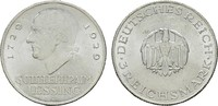 3 Reichsmark 1929 J. WEIMARER REPUBLIK  Fast Stempelglanz.  90,00 EUR  zzgl. 4,50 EUR Versand