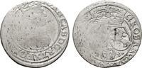 6 Groschen 1662 Krakau. POLEN Johann Kasimir, 1649-1668. Teils schwach ... 20,00 EUR  zzgl. 4,50 EUR Versand