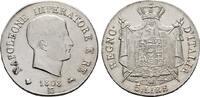5 Lire 1808, Mailand. ITALIEN Napoleon, 1805-1814. Vorzüglich +  880,00 EUR kostenloser Versand