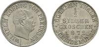 1/2 Silbergroschen 1872, C. BRANDENBURG-PREUSSEN Wilhelm I., 1861-1888.... 45,00 EUR  zzgl. 4,50 EUR Versand