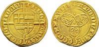 Goldgulden 1438, Riel. KÖLN Dietrich II. von Moers, 1414-1463. Sehr sch... 1345,00 EUR kostenloser Versand
