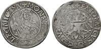 Groschen o.J., Liegnitz. SCHLESIEN Friedrich II., 1488-1547. Rs. Teils ... 195,00 EUR  zzgl. 4,50 EUR Versand