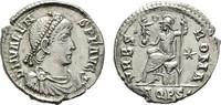 AR-Siliqua 375-378, Aquileia. RÖMISCHE KAISERZEIT Valens, 364-378. Fein... 450,00 EUR  zzgl. 4,50 EUR Versand