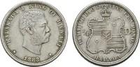 Hapaha (1/4 Dollar) 1883. HAWAII Kalakaua, 1874-1891. Leichte Patina. V... 185,00 EUR  zzgl. 4,50 EUR Versand