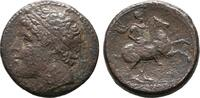Æs  SICILIA SYRAKUS. Hieron II., 274-216 v. Chr. Sehr schön.  160,00 EUR  zzgl. 4,50 EUR Versand