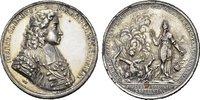 Schichtversilberte Bronzemedaille(v.G.Hautsch) 1689. KÖLN Joseph Klemen... 230,00 EUR  zzgl. 4,50 EUR Versand