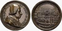 Bronzemedaille Jahr III (1703), Rom. ITALIEN Clemens XI., 1700-1721. Vo... 550,00 EUR kostenloser Versand