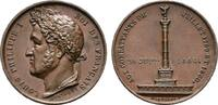 Bronzemedaille (v.Montagny) 1840. FRANKREICH Louis Philippe, 1830-1848.... 45,00 EUR  zzgl. 4,50 EUR Versand