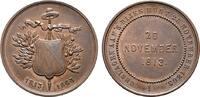 Bronzemedaille 1863. NIEDERLANDE Stadt. Fast Stempelglanz  55,00 EUR  zzgl. 4,50 EUR Versand