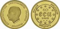 50 Ecu (1/2 Unze) 1993. BELGIEN Albert II. seit 1993. Polierte Platte  663,61 EUR kostenloser Versand