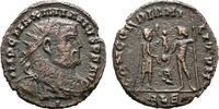 Æ-1/4 Follis (305-306). RÖMISCHE KAISERZEIT Maximianus II. Galerius, 29... 40,00 EUR  zzgl. 4,50 EUR Versand