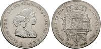 1 1/2 Francescone (Dena) 1807, Florenz. ITALIEN Carlo Ludovico di Borbo... 745,00 EUR kostenloser Versand
