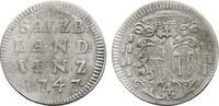 4 Kreuzer 1747. DIE GEISTLICHKEIT IN DEN HABSBURGISCHEN ERBLANDEN Andre... 75,00 EUR  zzgl. 4,50 EUR Versand