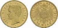 20 Mark 1900, D. Bayern Otto II., 1886-1913. Fast Vorzüglich  /  Vorzüg... 380,00 EUR  zzgl. 4,50 EUR Versand