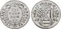 12 Kreuzer 1754. WIED Johann Friedrich Alexander, 1737-1791. Sehr schön... 270,00 EUR  zzgl. 4,50 EUR Versand