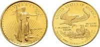5 Dollars (1/10 Unze) 1990. USA Föderation. Polierte Platte  195,00 EUR  zzgl. 4,50 EUR Versand