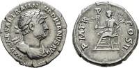 AR-Denar Rom. RÖMISCHE KAISERZEIT Hadrianus, 117-138. Sehr schön.  120,00 EUR  zzgl. 4,50 EUR Versand