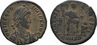Æ-Follis Constantinopel. RÖMISCHE KAISERZEIT Theodosius I., 379-395. Br... 40,00 EUR  zzgl. 4,50 EUR Versand