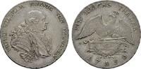 Reichstaler 1790 A. BRANDENBURG-PREUSSEN F...