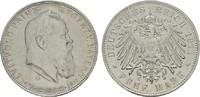 5 Mark 1911 D. Bayern Luitpold, Prinzregent, 1886-1912. Fast Stempelglanz  110,00 EUR  zzgl. 4,50 EUR Versand