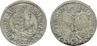 3 Kreuzer 1665 Hall. RÖMISCH-DEUTSCHES REICH Erzherzog Sigismund Franz,... 65,00 EUR  zzgl. 4,50 EUR Versand