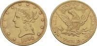10 Dollar 1894 Philadelphia. USA  Sehr schön +.  650,00 EUR585,00 EUR kostenloser Versand