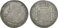 4 Reales 1796 NG GUATEMALA Carlos IV., 1788-1806 Sehr schön  240,00 EUR  zzgl. 4,50 EUR Versand