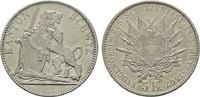 5 Franken 1867. SCHWEIZ Stadt. Vorzüglich.  180,00 EUR  zzgl. 4,50 EUR Versand