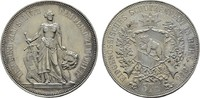 5 Franken 1885. SCHWEIZ Stadt. Stempelglanz.  170,00 EUR  zzgl. 4,50 EUR Versand