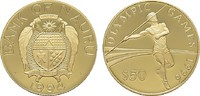50 Dollars 1994. NAURU ISLANDS Republik. Polierte Platte.  180,00 EUR  zzgl. 4,50 EUR Versand