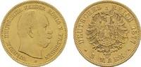5 Mark 1877, A. Preussen Wilhelm I., 1861-1888. Sehr schön  260,00 EUR  zzgl. 4,50 EUR Versand