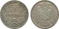 1 Mark 1905, J. Deutsches Reich  Sehr schön +  6,00 EUR  zzgl. 4,50 EUR Versand