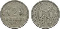 2 DM 1951, J. BUNDESREPUBLIK DEUTSCHLAND  Vorzüglich +  35,00 EUR  zzgl. 4,50 EUR Versand
