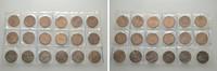 1 Pfennig   (18 Stück) 1949, 1950, 1968, 1969, 1970. BUNDESREPUBLIK DEU... 9,00 EUR  zzgl. 4,50 EUR Versand