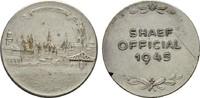 Versilberte Medaille 1945. DRITTES REICH  Sehr schön  30,00 EUR  zzgl. 4,50 EUR Versand