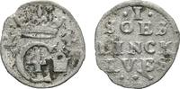 Sösling lybsk 1624, Hüchstadt. DÄNEMARK Christian IV., 1588-1648. Sehr ... 55,00 EUR  zzgl. 4,50 EUR Versand