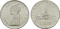 500 Lire 1970. ITALIEN  Stempelglanz  12,00 EUR  zzgl. 4,50 EUR Versand