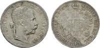 Gulden 1879. KAISERREICH ÖSTERREICH Franz Josef I., 1848-1916. Patina. ... 12,00 EUR  zzgl. 4,50 EUR Versand