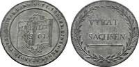 Zinnmedaille 1801 SACHSEN Friedrich August III. (I.), 1763-1806-1827. S... 25,00 EUR  zzgl. 4,50 EUR Versand