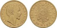 20 Mark 1878 D. Bayern Ludwig II., 1864-1886. Sehr schön-vorzüglich  875,00 EUR kostenloser Versand